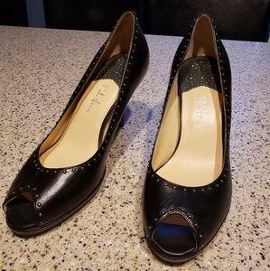 Cole Haan Leather SZ 9 Heels